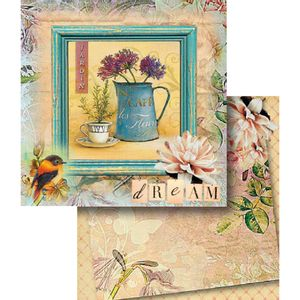 Papel-Scrapbook-Dupla-Face-Dream-LSCD-365---Litocart