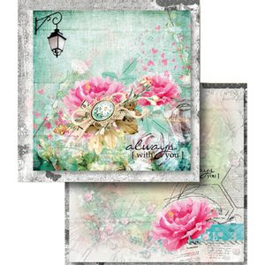 Papel-Scrapbook-Dupla-Face-Always-e-Rosas-LSCD-369---Litocart
