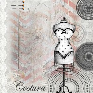 Papel-Scrap-Decor-Folha-Simples-15x15-Costura-LSCXV-014---Litoarte