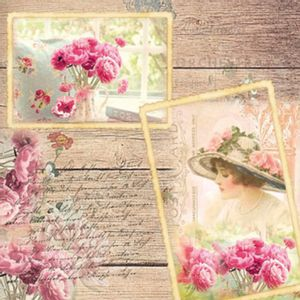 Papel-Scrap-Decor-165x165-Madame-e-Flores-LSCP-004---Litoarte