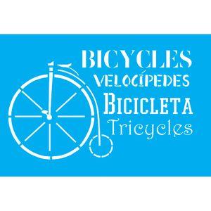 Stencil-para-Pintura-30x20-Bicicleta-LSS-011---Litocart
