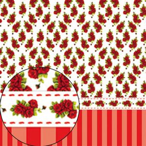 Papel-Scrapbook-Folha-Simples-Rosas-e-Listras-LSC-250---Litocart