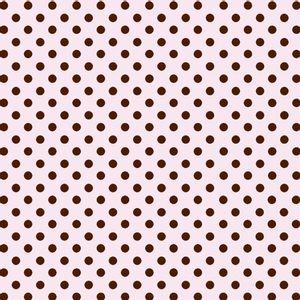 Papel-Scrapbook-Folha-Simples-Poa-Marrom-e-Rosa-LSC-042---Litocart