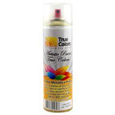 Tinta-Aerossol-Spray-Metalica-Prata-300ml---True-Colors