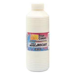 Cola-PVA-Branca-Biscuit-250ml---True-Colors