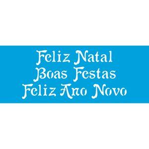 Stencil-Natal-Escritas-17X65-STNP008---Litoarte