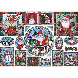 Papel-Decoupage-Natal-Papai-Noel-Folk-PDN-110---Litoarte