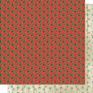 Papel-Scrapbook-Natal-Poinsetias-SDN-076---Litoarte