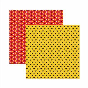 Papel-ScrapFesta-Disney-Mickey-Mouse-Estampado-SDFD016---Toke-e-Crie