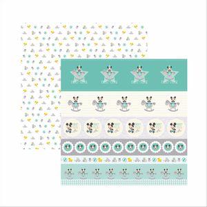 Papel-ScrapFesta-Disney-Baby-Mickey-Selos-e-Tags-SDFD035---Toke-e-Crie