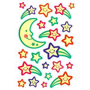 Adesivo-Luminoso-II-Lua-e-Estrelas-AD1806---Toke-e-Crie