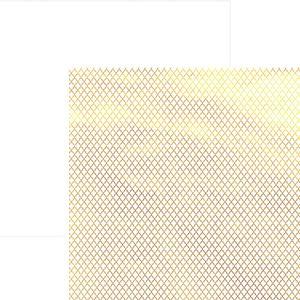 Papel-Scrapbook-Marroquino-Dourado-e-Branco-SDF616---Toke-e-Crie