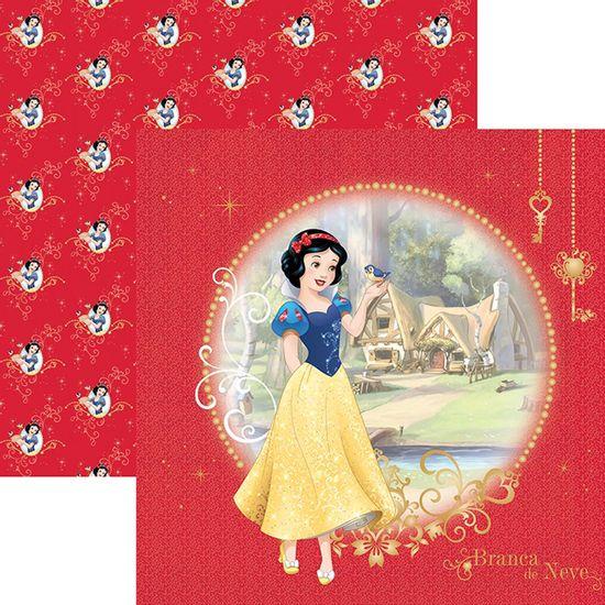 Papel-ScrapFesta-Disney-Princesa-Branca-de-Neve-Guirlanda-SDFD075---Toke-e-Crie