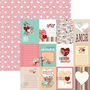 Papel-Scrapbook-O-Amor-Esta-no-Ar-Cartoes-SDF701---Toke-e-Crie-By-Flavia-Terzi