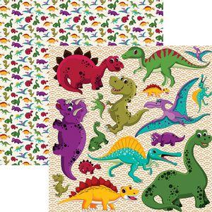 Papel-Scrapbook-Dinossauros-Recortes-SDF694---Toke-e-Crie-By-Flavia-Terzi