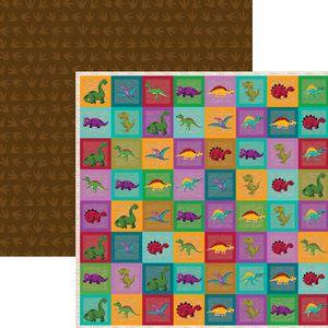 Papel-Scrapbook-Dinossauros-Selos-SDF697---Toke-e-Crie-By-Flavia-Terzi