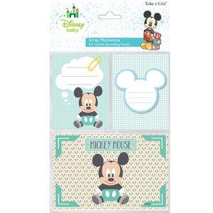 Kit-Cartoes-para-Scrap-Momentos-Disney-Baby-Mickey-KCSMD04---Toke-e-Crie