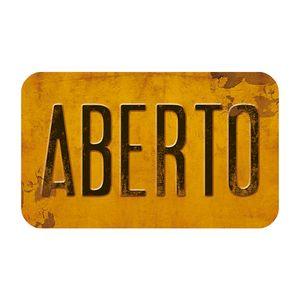 Placa-Decorativa-Aberto-20x12cm-DHPM-097---Litoarte