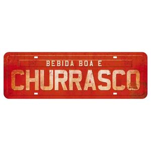 Placa-Decorativa-Bebida-Boa-e-Churrasco-40x13cm-DHPM2-042---Litoarte