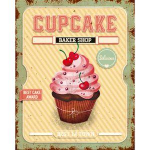 Placa-Decorativa-Cupcake-24x19cm-DHPM-176--Litoarte