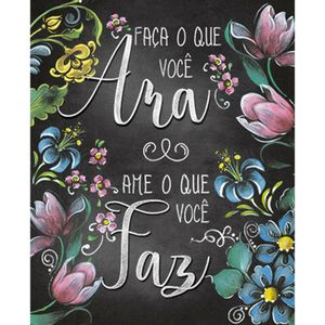 Placa-Decorativa-Faca-o-que-Voce-Ama-24x19cm-DHPM-188---Litoarte