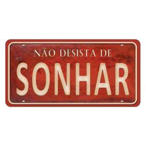 Placa-Decorativa-15x30cm-Nao-Desista-de-Sonhar-LPD-016---Litocart