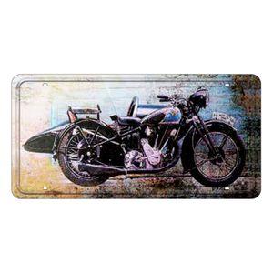 Placa-Decorativa-15x30cm-Moto-LPD-025---Litocart