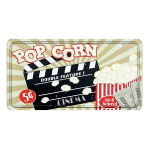 Placa-Decorativa-15x30cm-Pop-Corn-LPD-037---Litocart