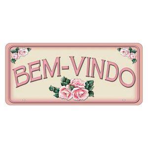 Placa-Decorativa-15x30cm-Bem-Vindo-LPD-044---Litocart