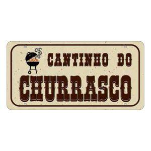 Placa-Decorativa-15x30cm-Cantinho-do-Churrasco-LPD-048---Litocart
