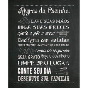 Placa-Decorativa-245X195cm-Regras-da-Cozinha-LPMC-037---Litocart