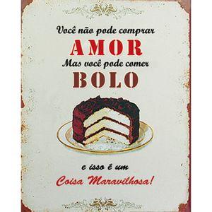 Placa-Decorativa-245X195cm-Amor-e-Bolo-LPMC-059---Litocart