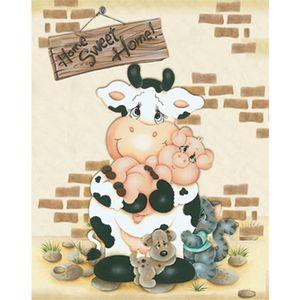Placa-Decorativa-Vaquinha-e-Animais-24x19cm-DHPM-099---Litoarte