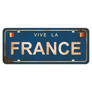 Placa-Decorativa-Vive-la-France-146x35cm-DHPM2-075---Litoarte