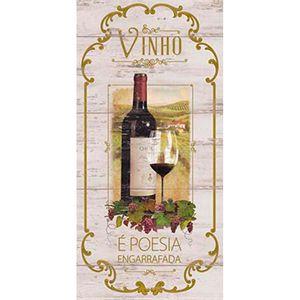 Placa-Decorativa-Vinho-e-Poesia-Engarrafada-40x19cm-DHPM3-007---Litoarte