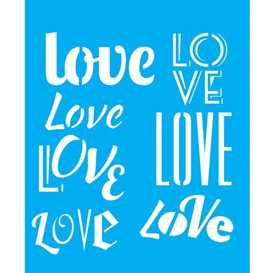 Stencil-para-Pintura-25X20cm-Love-LSG-070---Litocart