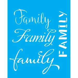 Stencil-para-Pintura-25X20cm-Family-LSG-071---Litocart