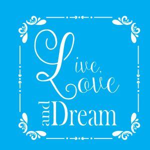 Stencil-para-Pintura-20X20cm-Live-Love-And-Dream-LSQ-049---Litocart