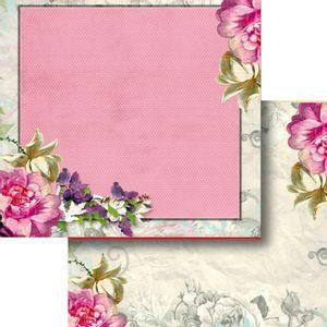 Papel-Scrapbook-Dupla-Face-305x305cm-Poa-e-Flores-LSCD-378---Litocart