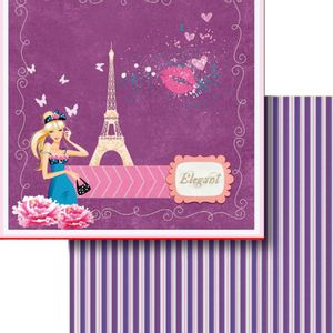 Papel-Scrapbook-Dupla-Face-305x305cm-Paris-LSCD-383---Litocart