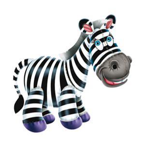 Aplique-Decoupage-7x7cm-Zebra-LMAM-012---Litocart