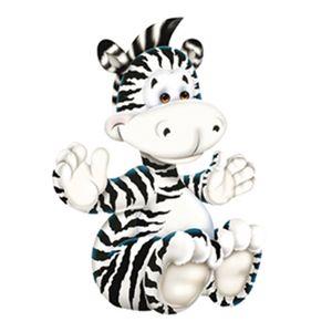 Aplique-Decoupage-7x7cm-Zebra-LMAM-005---Litocart