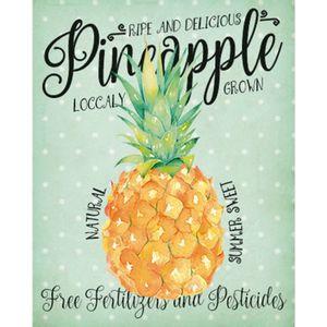 Placa-Decorativa-Pineapple-24x19cm-DHPM-133---Litoarte