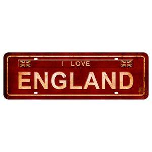 Placa-Decorativa-I-Love-England-40x13cm-DHPM2-071---Litoarte