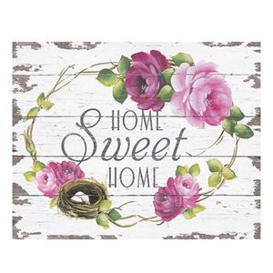 Placa-Decorativa-Home-Sweet-Home-24x19cm-DHPM-103---Litoarte