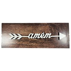 Placa-Decorativa-Flecha-Amem-295x115cm-DHPM5-175---Litoarte