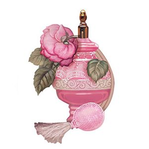 Aplique-Decoupage-8cm-Perfume-Rosa-APM8-399---Litoarte