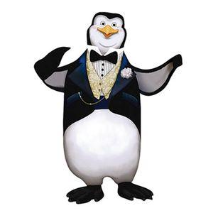 Aplique-Decoupage-8cm-Pinguim-Abraco-APM8-535---Litoarte