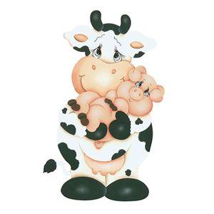 Aplique-Decoupage-8cm-Vaca-e-Porquinho-APM8-548---Litoarte