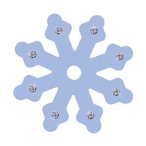 Aplique-Decoupage-8cm-Floco-de-Neve-Lilas-APM8-593---Litoarte